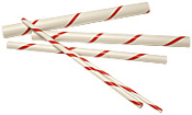 Peppermint Stick Nesting Wands