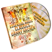 Danny Archer's Essential Magic Classics (2 DVD SET)