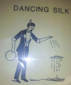 Dancing Silk (Waltzing Matilda)