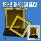 Spikes Through Glass