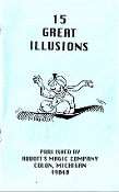 15 Great Illusions