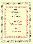 Instant Download - Anthology of Card Magic