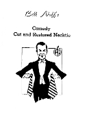 Instant Manuscript Download - Comedy Cut N Restored Necktie