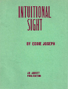 Instant Manuscript Download - Intuitional Sight (Eddie Joseph)