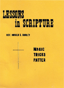 Instant Download - Lessons In Scripture