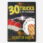 30 Tricks & Tips-SleightofHand