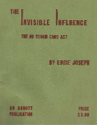 Instant Manuscript Download - The Invisible Influence