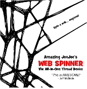 Web Spinner by The Amazing JoeJoe & Steve Fearson
