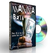 WANNA BET DVD (Branham)