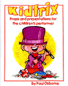Kidtrix (Magic for Kids) by Paul Osborne