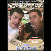 Razor Blade Magic by Byrd & Coats video DOWNLOAD