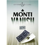 Monti Vanish DVD & Gimmicks