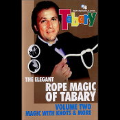 Tabary Elegant Rope Magic Volume 2 video DOWNLOAD