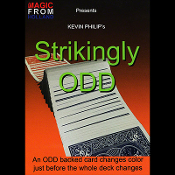 Strikingly odd by Kevin Philip
