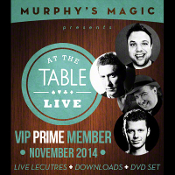 At the Table November 2014 (VIP Member and DVD) video DOWNLOAD