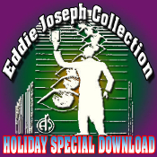 Holiday Manuscript Special - The Eddie Joseph Collection