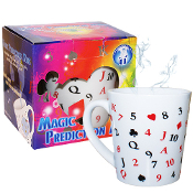 Magic Prediction Mug - 10 of Hearts