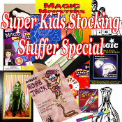 Abbott's Super Kids Stocking Stuffer