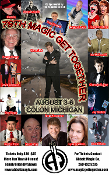 79TH ABBOTT MAGIC GET TOGETHER AUG 3-6