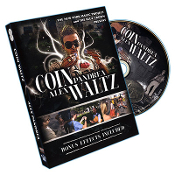 Coin Waltz (DVD and Gimmick)