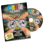 Crazy Years (includes Two T.U.C Specially Combined Quarters)