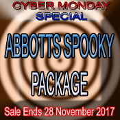 CYBER MONDAY DOWNLOAD SPECIAL Abbott's Spooky Magic Collection