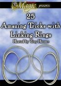 Twenty Five Tricks with Linking Rings DVD