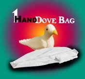 Dove Bag - White, 1-Hand