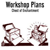Chest of Enchantment Plans - Electronic Download
