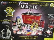 Fantasma Legends of Magic With DVD