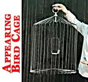 Appearing Bird Cage - Huge