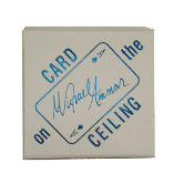 Card on Ceiling
