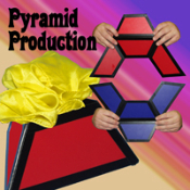 Pyramid Production Box - Jumbo