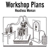 Headless Woman Plans - Instant Download