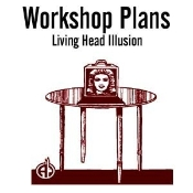 Living Head Plans - Instant Download