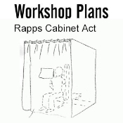Rapps Cabinet Act - Electronic Download