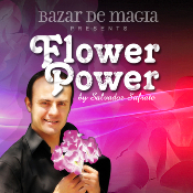 Flower Power (DVD and Gimmick)
