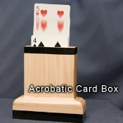 Acrobatic Card Box