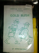 Gold Rush by Steve Dusheck
