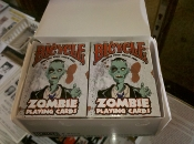 Zombie Cards