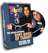 Tabary Award Winning Rope Magic