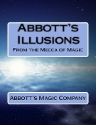 Abbott's Illusions Printed Book (Complete Workshop Plans)