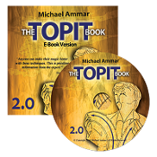 The Topit Book 2.0 (Delux Limited Edition) by Michael Ammar