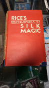Collectible - Rices Encyclopedia of Silk Magic
