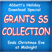 HOLIDAY DOWNLOAD SPECIAL - Grants Secret Service Collection