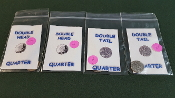 Double Sided Quarters