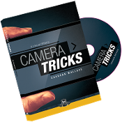 Camera Tricks (DVD and Gimmicks) by Casshan Wallace