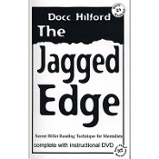 Jagged Edge (With DVD) by Docc Hilford