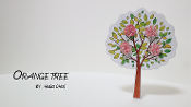 Orange Tree (Gimmick and Online Instructions)