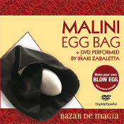 Malini Egg Bag and Egg